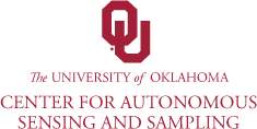 University of Oklahoma Center for Autonomous Sensing and Sampling